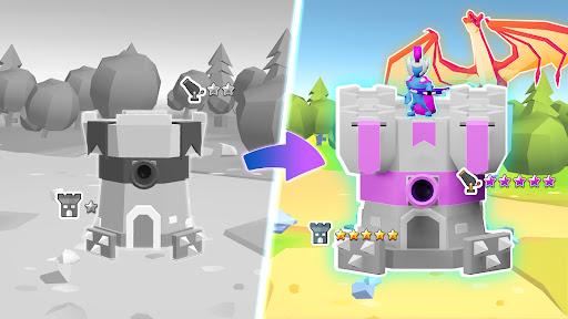 Stickman War: Supreme Tower Attack screenshots 7
