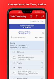 Train Time Malaysia: KTM Komuter, ETS, KLIA FREE
