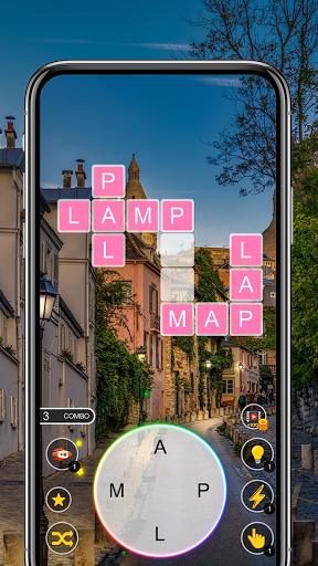 Wordist: Word Crossword Connect Game  screenshots 3