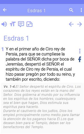Biblia de estudio 1.0 Screenshots 16