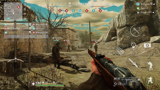 Ghosts of War: WW2 FPS Shooting game goodtube screenshots 22
