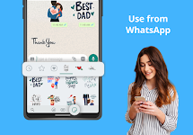 screenshot of Stickify: Stickers for WhatsApp