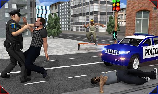 Police Robot Transform: Police Force Story 2.1 screenshots 1