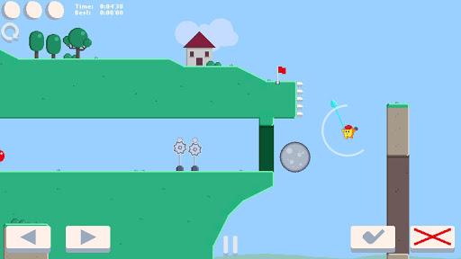 Golf Zero android2mod screenshots 3
