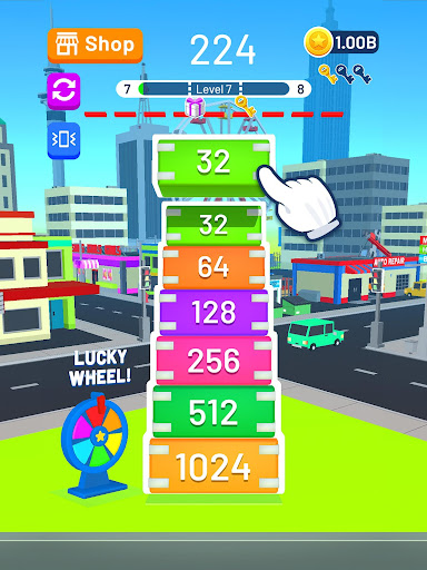 Brick Merge 3D apkdebit screenshots 13