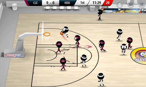 Stickman Basketball 2017 1.1.5 screenshots 1