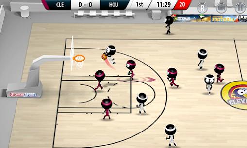 Stickman Basketball 2017 Apk Download 3