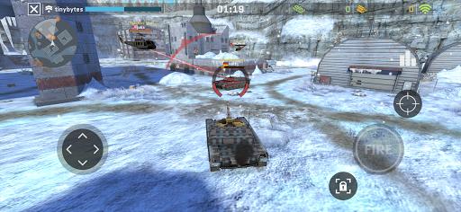 Massive Warfare: Helicopter vs Tank Battles 1.54.205 screenshots 12