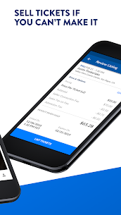 AXS Tickets 4.13.3 Mod APK Updated Android 2