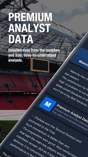 BeScore - Live Scores, Prediction, Analysis  Screenshots 1
