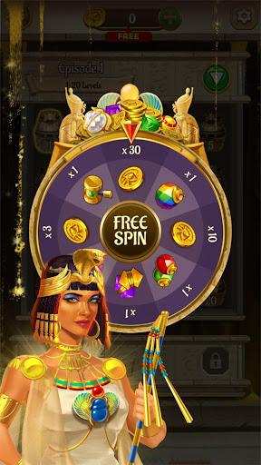 Cleopatra's Jewels - Ancient Match 3 Puzzle Games 1.2.2 screenshots 5