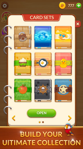 Word Card: Fun Collect Game apkslow screenshots 4