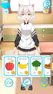 My Anime Girl 2 Mod Apk 1.53 (A Lot of Currency) 4