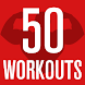 50 Workouts for GYM - Androidアプリ