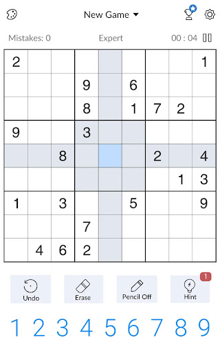 Sudoku - Free Classic Sudoku Puzzles 3.9.0 screenshots 13