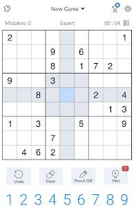 Sudoku - Free Classic Sudoku Puzzles screenshots 18