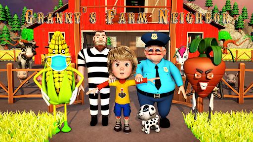 Granny's Farm Neighbor androidhappy screenshots 1