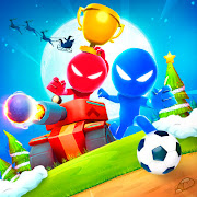 Stickman Party: 1 2 3 4 Player Games Free