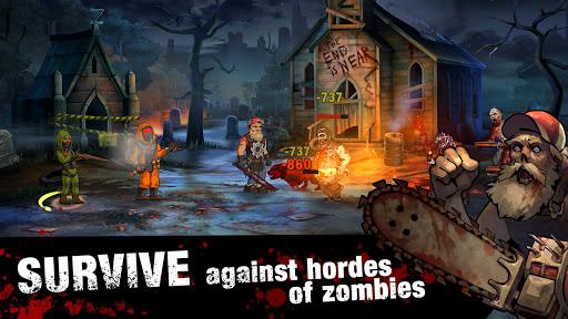 Zero City: Last bunker. Shelter & Survival Games 1.22.1 screenshots 4