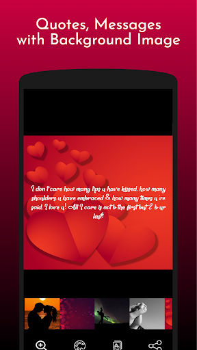 Code Triche Love Messages for Girlfriend - Share Love Quotes (Astuce) APK MOD screenshots 3