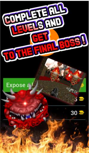 doom monsters - guess the monster : classic doom APK MOD (Astuce) screenshots 3