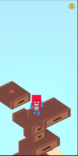 CubeCraft Super Spider Jump apklade screenshots 2