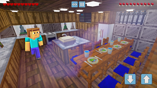 Block Craft World 3D: Mini Crafting and building!  screenshots 14