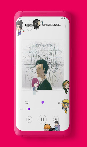Akimeji: Shimeji, Chibis, Live Wallpaper over apps apktram screenshots 5