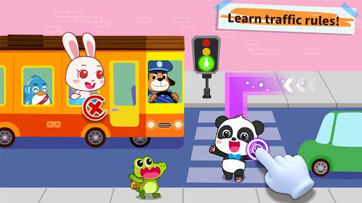 Baby Panda's Safety & Habits  screenshots 4