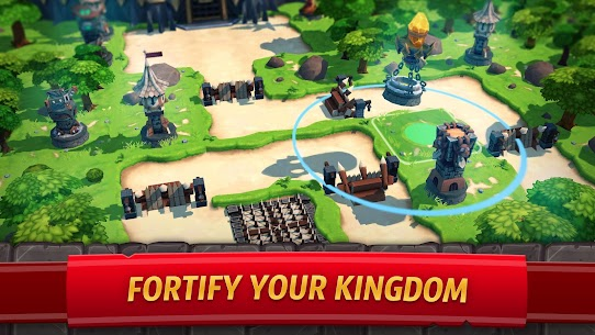 Royal Revolt 2 Apk: Tower Defense RTS & Castle Builder 2