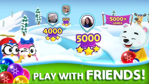 Frozen Pop Bubble Shooter Games - Ball Shooter  screenshots 3