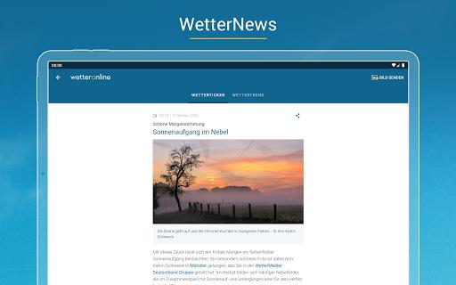 RegenRadar - Vorhersagen & live Wetterradar  screenshots 14