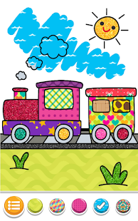 Cars Coloring Book for Kids - Doodle, Paint & Draw