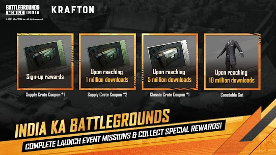 DOWNLOAD BATTLEGROUNDS MOBILE INDIA 2