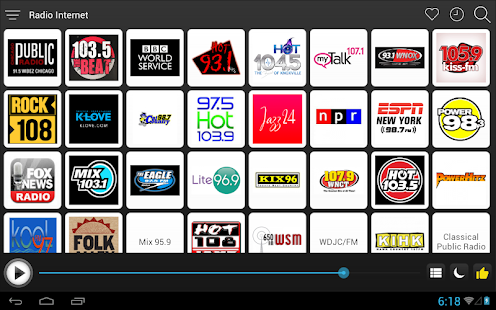 France Radio Stations Online - French FM AM Music