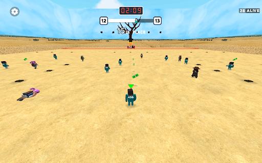 Squid.io - Red Light Green Light Multiplayer 1.0.5 screenshots 23