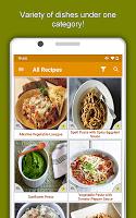 All Italian Food Recipes Offline: Healthy Cuisine