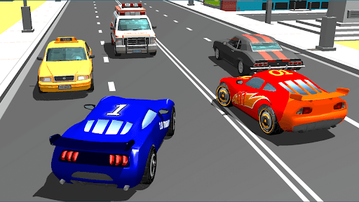 Super Kids Car Racing In Traffic 1.13 Screenshots 19