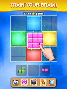 Block Sudoku Puzzle Screenshot