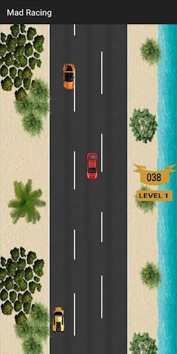 Télécharger Mad Racing: 2D retro-inspired arcade racing game apk mod screenshots 1