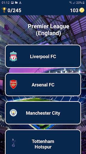 Football Player Quiz 2020 1.1.2 screenshots 4