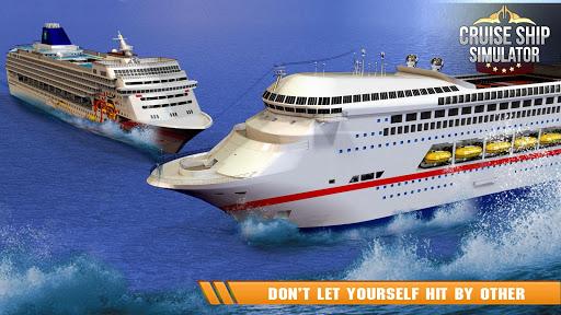 Sea Captain Ship Driving Simulator : Ship Games  screenshots 2
