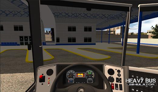 Heavy Bus Simulator Mod (Unlimited Money) 6