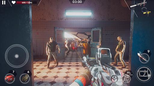 Left to Survive: Dead Zombie Survival PvP Shooter 4.3.0 screenshots 1