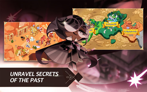Cookie Run: Kingdom Varies with device screenshots 11