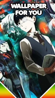 Tokyo Ghoul Video Call & Wallpaperのおすすめ画像2