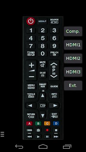 TV (Samsung) Remote Control 2.2.6 Screenshots 6