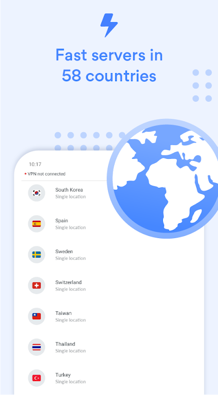 NordVPN: Best VPN Fast, Secure & Unlimited – Apps on Google Play poster 4