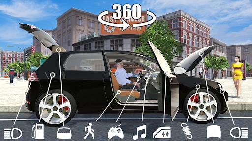 Car Simulator Golf 1.1.0 screenshots 5