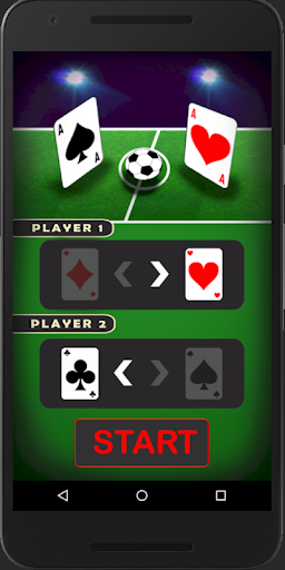 card soccer screenshot 2